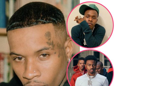 Tory Lanez Claims DaBaby, Roddy Ricch & Lil Baby 'Would've Got Y'all Awards If They Didn't Frame Me'