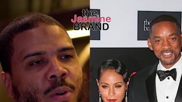 Rapper Napoleon Alleges Jada Pinkett Smith Told Tupac Not To Fight Her Now-Husband, Will Smith, Once They Started Dating