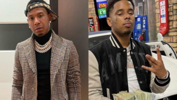 Moneybagg Yo & Pooh Shiesty Concert Canceled Over Fear Of Gang Activity