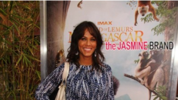 Nicole Ari Parker Spotted Filming For 'Sex And The City' Reboot
