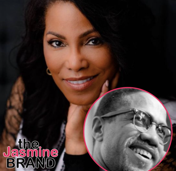 Malcolm X Series Will Be Executive Produced By His Daughter, Ilyasah Shabazz, Currently In Development
