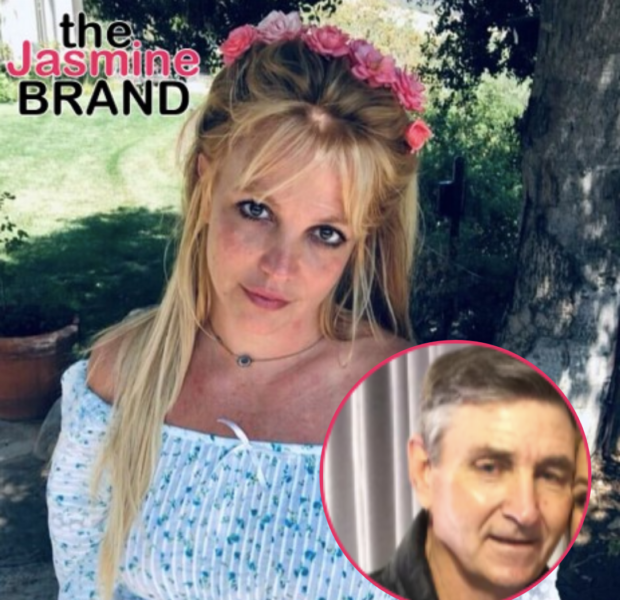 Britney Spears' Dad, Jamie Spears, Reportedly Told Her She Was 'Fat', 'A Terrible Mother' & Threatened To Keep Her Children Away If She Didn't Obey Him