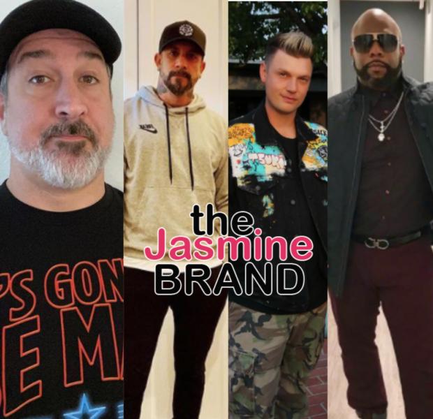 Boyz II Men's Wanya Morris Is Teaming Up W/ Members Of Backstreet Boys & *NSYNC For Concert