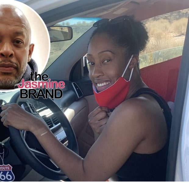 Dr. Dre's 38-Year-Old Daughter Is Homeless & Living Out Of Her Car: I asked him for help & haven't got a response back from his lawyer.