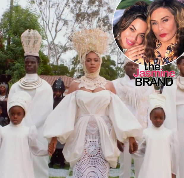 """Beyoncé's Mom Calls Out Disney For Not Promoting """"Black Is King"""", Seemingly Accuses Them Of Racism"""