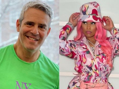 Andy Cohen Speaks On Nicki Minaj Hosting The 'RHOP' Reunion: I'm Totally Receptive To Figuring Out How To Work Her Into What We're Doing