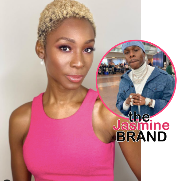 Transgender Actress Angelica Ross Criticized After Sharing Story About Meeting DaBaby: He Had His Gaze Stuck On Me + Later Responds To Backlash: Men Will Be Attracted To Trans Women