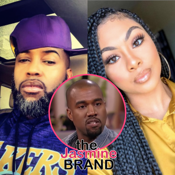 Singer B. Slade Calls Out Gospel Artist Bri Babineaux For Accusing Kanye West of Stealing Her Song: He Came To The Rightful Owner Legally
