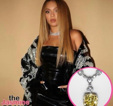 Beyoncé 'Disappointed & Angry' After Learning The Dark History Behind The Tiffany Yellow Diamond She Wore