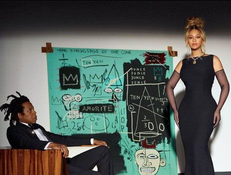 Beyoncé & Jay-Z Called Out By Jean-Michel Basquiat's Friends For Posing W/ His Never-Released Artwork In Tiffany Ad: I Was Horrified, It's Not What He Was About