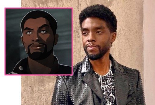 Chadwick Boseman Makes Debut In Final Marvel Role For 'What If…?'