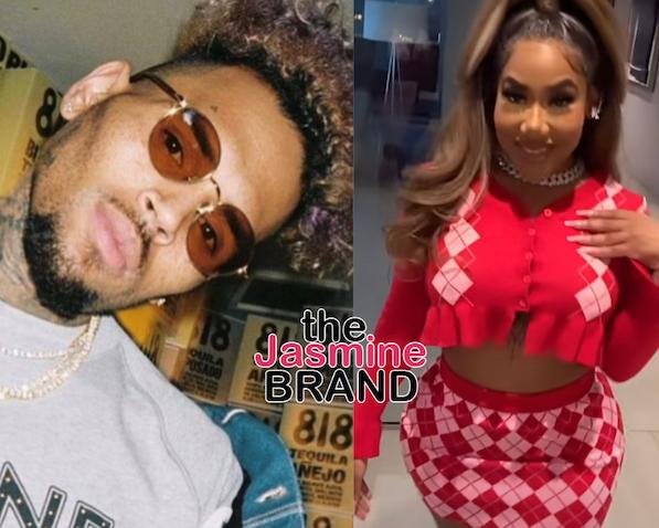 Chris Brown Accused of Colorism Again By Woman in Viral Tik Tok