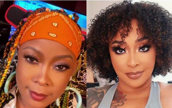 Da Brat's Fiancée Jesseca Dupart Calls Out Rapper For Being Silent After She Proposed + Da Brat Says She Was 'Overwhelmed'