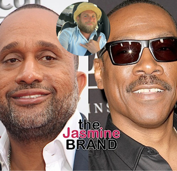 Eddie Murphy To Star In Comedy Directed By Kenya Barris & Co-Starring Jonah Hill