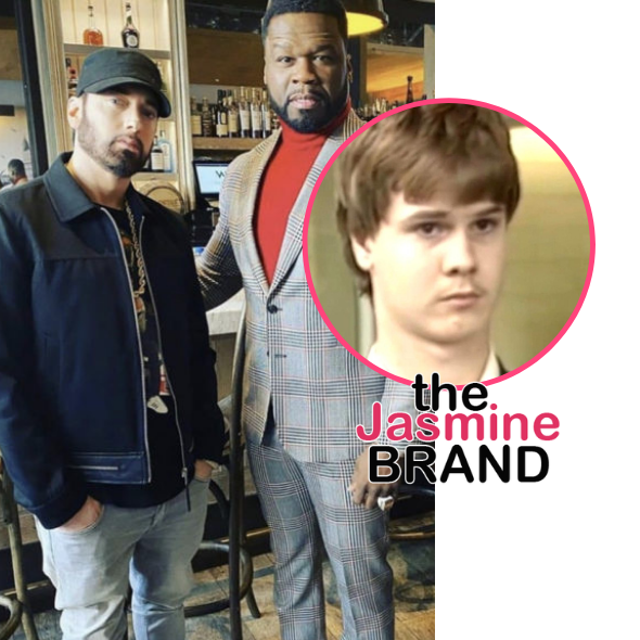Eminem To Play FBI Informant Richard 'White Boy Rick' Wershe In 50 Cent's 'Black Mafia Family' Series