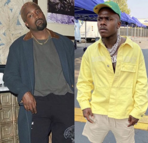 Kanye West Allegedly Removed Dababy Song From Streaming Services