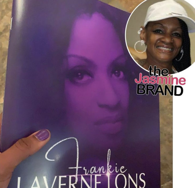 Keyshia Cole's Late Mother Frankie Lons Was Laid To Rest Over The Weekend