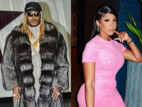 Future's Baby Mama Brittni Mealy Posts & Deletes Text Message Where Rapper Calls Her A 'H*e' To Their 8-Year-Old Son, Accuses Future Of 'Child Abuse'