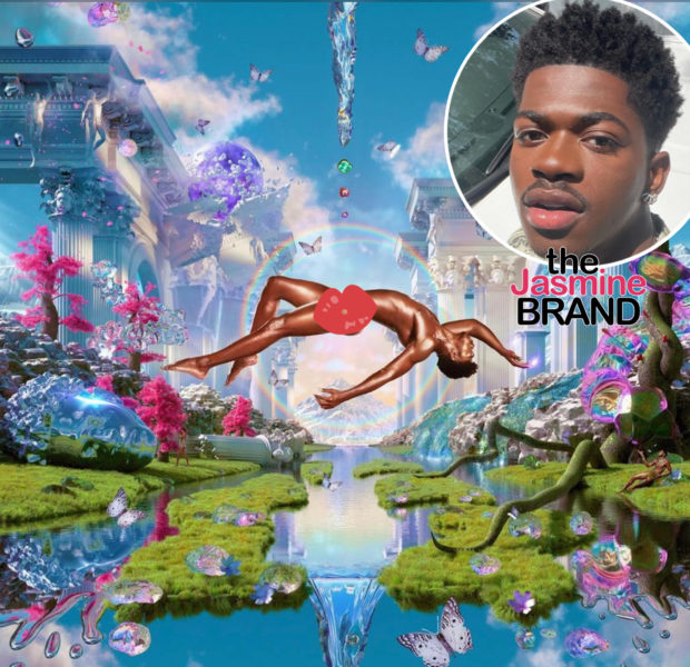 Lil Nas X Poses Nude For His Latest Album Cover, Says Bible Scripture Served As Inspiration For Artwork