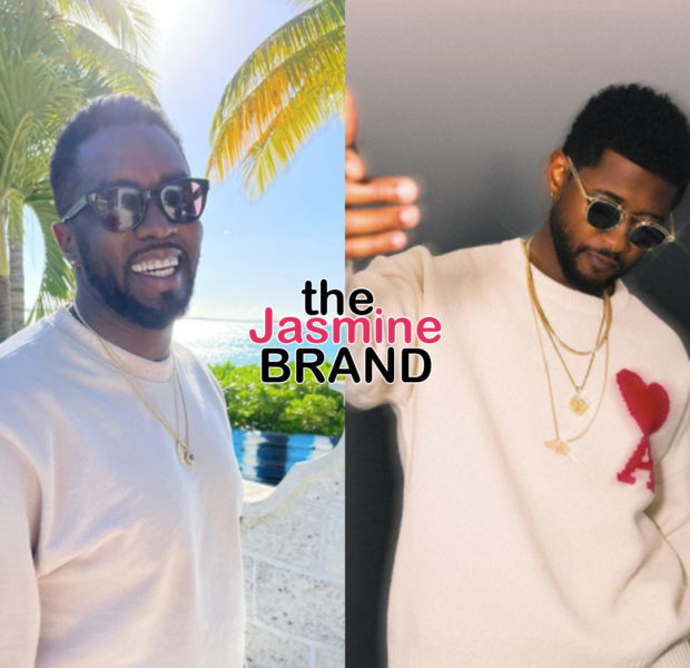Usher Surprises Fans & Brings Out Diddy In Vegas [WATCH]
