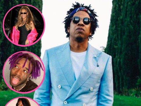 Jay-Z Celebrates 40/40 Club's 18th Anniversary W/ Star-Studded Party: Beyoncé, Lil Uzi Vert, Megan Thee Stallion & More Attend