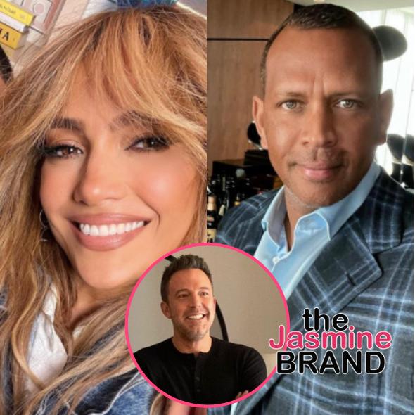 Jennifer Lopez Unfollows Ex-Fiancé Alex Rodriguez On Instagram, Deletes Him From Her Page Amid Romance W/ Ben Affleck