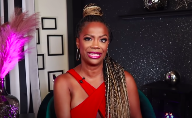 Kandi Burruss Reveals She 'Wanted To Commit Suicide' In Middle School As She Battled Depression, Didn't Go Through W/ It Because 'I Couldn't Find My Mom's Gun'