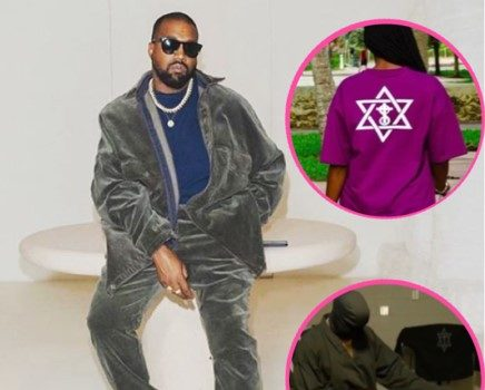 Kanye West Accused Of Stealing Up-And-Coming Designer's Logo For 'Donda' Merch