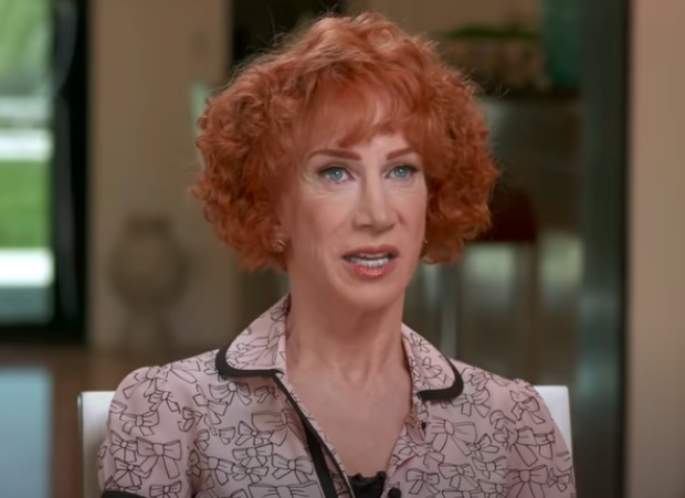 Kathy Griffin Reveals She Has Lung Cancer 'Even Though I've Never Smoked', Will Undergo Surgery To Have Half Of Left Lung Removed