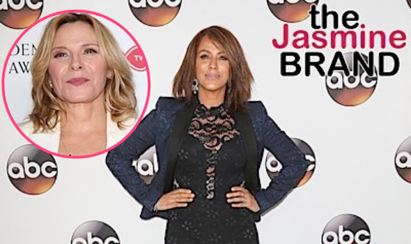 Nicole Ari Parker To Replace Kim Cattrall In 'Sex and the City' Reboot