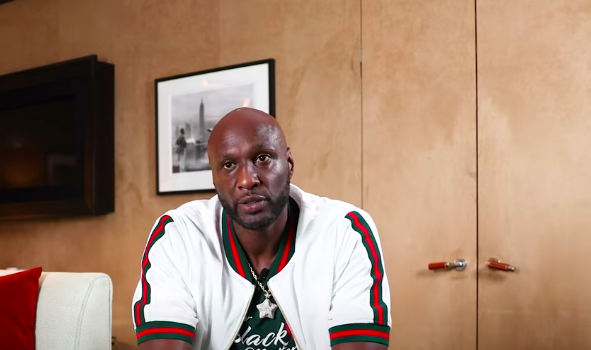 Lamar Odom Suffering From Exhaustion & Dehydration
