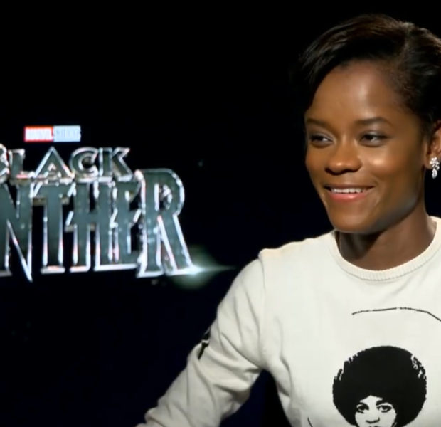 Letitia Wright Briefly Hospitalized After Performing Stunt On Set Of Black Panther 2