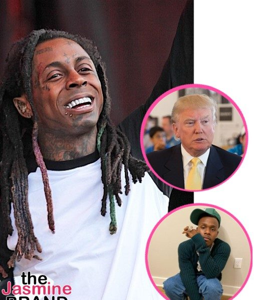 Lil Wayne Reflects On His Meeting W/ Donald Trump & Says Progress Is Always Possible + Speaks On Current DaBaby Controversy