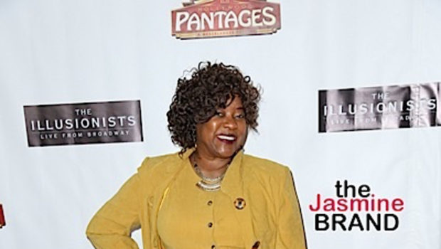 Loretta Devine Says Gregory Hines Told Her To Lose Weight To Move Up In Her Career