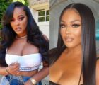 EXCLUSIVE: Malaysia Pargo & Brandi Maxiell Have Allegedly Ended Their Friendship, Fallout Will Play Out On Season 10 Of 'Basketball Wives'