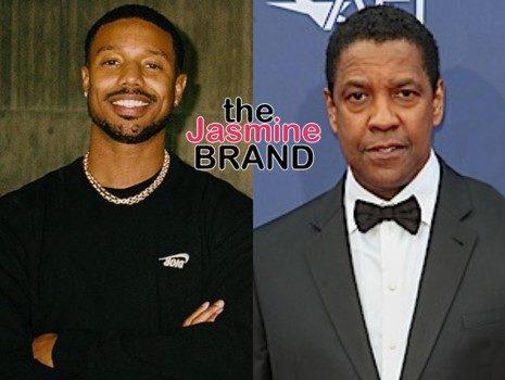 Michael B. Jordan Stars As Lead Actor In Denzel Washington's 'A Journal for Jordan' [WATCH]