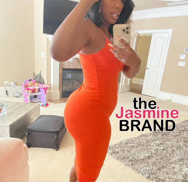 Porsha Williams Denies Getting A Brazilian Butt Lift, Says If You Have A Fupa Or Gut It's Okay