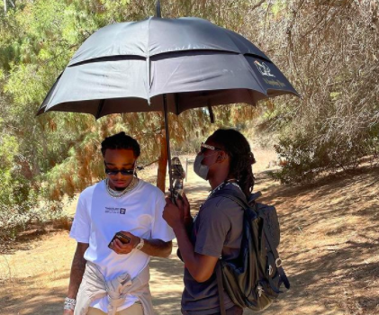 Quavo Suggests He Pays His Assistant $5,000 A Day