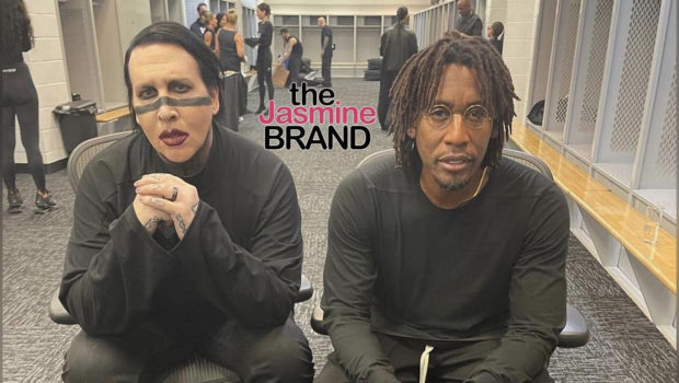 Raphael Saadiq Claims He Was Unaware Of Rape Allegations Against Marilyn Manson As He Addresses Criticism Over Photo + Manson To Be Featured On Kanye West's 'Donda'