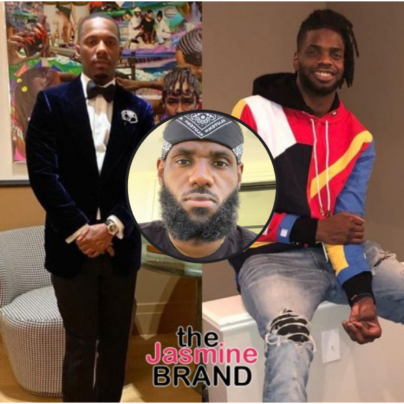 Sports Agent Rich Paul Sued For $58 Million By Former Client, NBA Player Nerlens Noel, Claims Paul Was Too Focused On High-Profile Athletes Like LeBron James