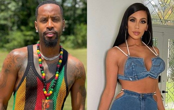 Erica Mena Denies Rumors She Didn't Want Safaree Samuels In The Room When She Delivered Their 2nd Child: Never Did I Say Or Even Think To Not Have Him In There