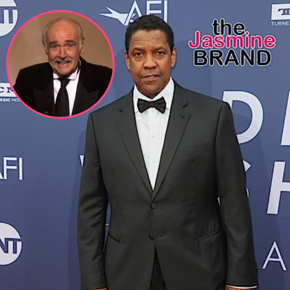 Denzel Washington Hilariously Recalls Losing Oscar To Sean Connery: I'm Leaving Here With Something
