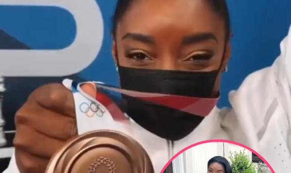 Simone Biles Wins Bronze Medal In Balance Beam Competition At Tokyo Olympics, Aunt Died Just Days Before
