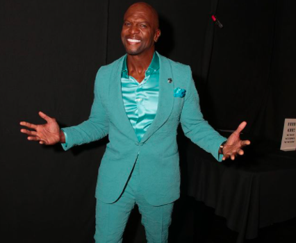 Terry Crews Joins Celebrity Showering Debate: If You Ain't Been Sweatin', You Don't Need To Shower