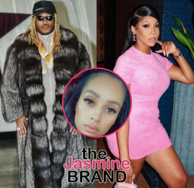 Future's Baby Mama, Brittni Mealy, Leaks Alleged Audio Of Rapper Claiming He Never Loved Previous Girlfriend Joie Chavis, Later Apologizes