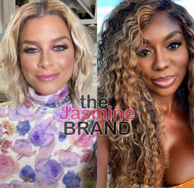 Robyn Dixon Seemingly Calls Out 'RHOP' Producers After She Appeared To Speak On Rumors About Wendy Osefo: Someone Felt It Was Necessary To Throw Me Under The Bus