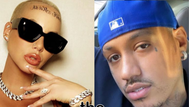 Amber Rose's Ex-Boyfriend A.E. Confirms Her Infidelity Claims, Says Not Cheating Would Be Depriving Himself Of His True Nature