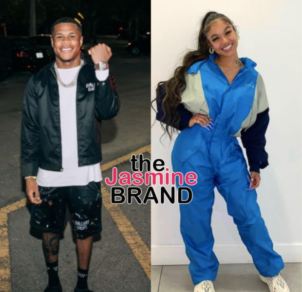 Professional Boxer Devin Haney Spotted Getting Close To India Love, Fuels Dating Rumors