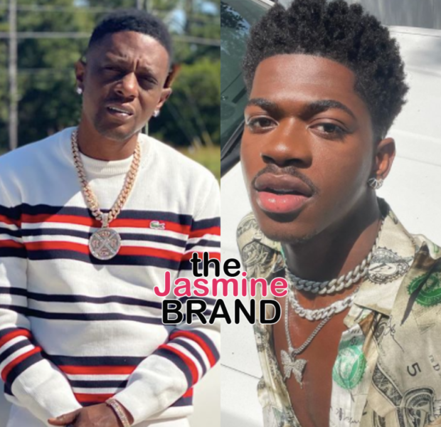 Boosie Says 'Gay People Not After Me In The Real World' As He Addresses His Threats Against Lil Nas X