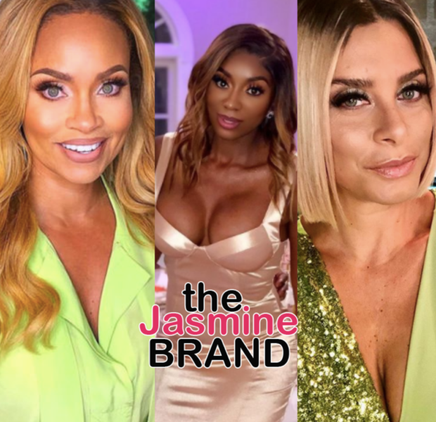 Gizelle Bryant & Robyn Dixon Accuse Wendy Osefo Of Having A New Personality & Lacking 'Substance' After Getting Plastic Surgery